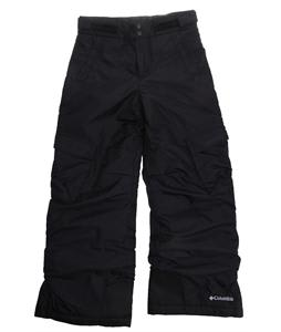 Columbia Glacier Slope Snow Pants Black