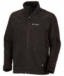 Columbia Grade Max Softshell Jacket Black