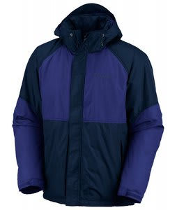 Columbia Halide Class Insulated Jacket Columbia Navy/Dynasty