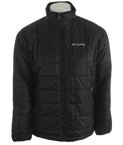 Columbia Half Life Reversible II Jacket Black/Black Plaid