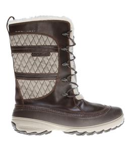 Columbia Heather Canyon Wp Boots Dune