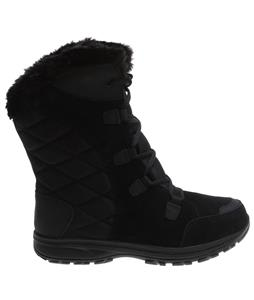 Columbia Ice Maiden II Boots Black/Columbia Grey