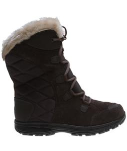 Columbia Ice Maiden II Boots Cordovan/Siberia