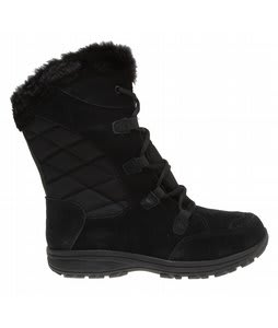 Columbia Ice Maiden Lace Boots Black/Bright Rose