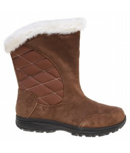 Columbia Ice Maiden Slip Boots Bison/Turtledove