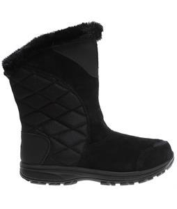 Columbia Ice Maiden II Slip Boots Black/Shale