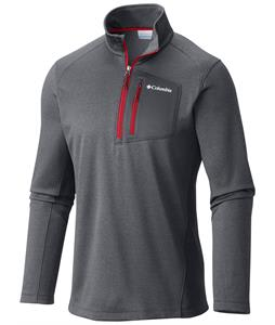 Columbia Jackson Creek Half Zip Fleece