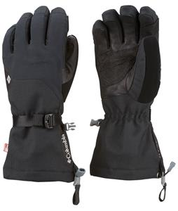 Columbia Karako Pass Ski Gloves Black