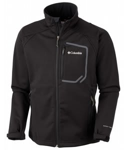 Columbia Key Three II Softshell Jacket Black