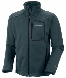 Columbia Key Three II Softshell Jacket Mystery/Black