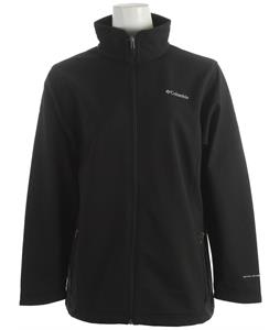 Columbia Kruser Ridge Softshell Jacket Black