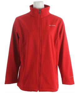 Columbia Kruser Ridge Softshell Jacket Rocket