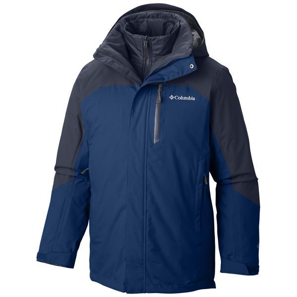 Columbia Lhotse II Interchange Ski Jacket