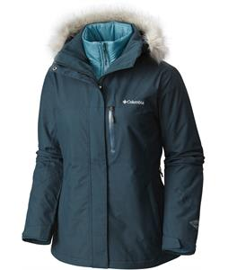 Columbia Lhotse Interchange Ski Jacket
