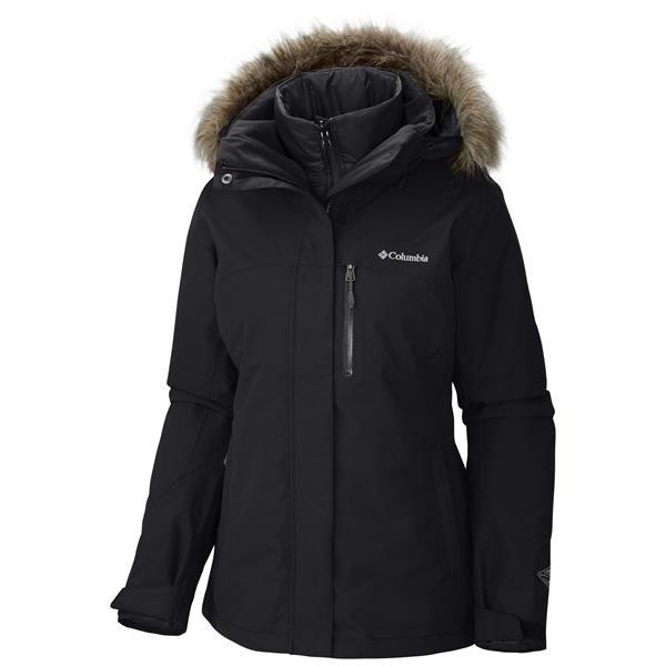 Columbia Lhotse Interchange Ski Jacket