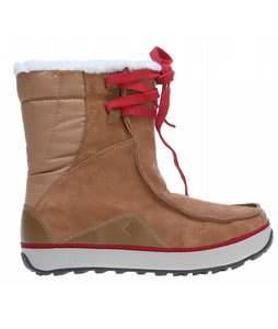 Columbia MeQueen Mid Boots Chipmunk
