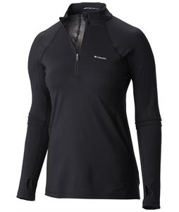 Columbia Midweight Stretch L/S Half Zip Baselayer Top
