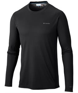 Columbia Midweight II L/S Baselayer Top Black