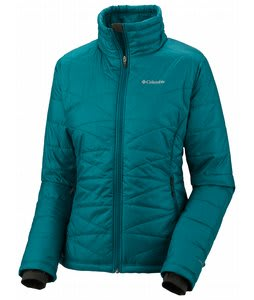 Columbia Mighty Lite III Jacket Emerald