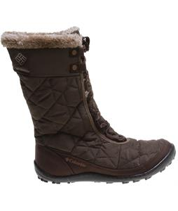 Columbia Minx Mid II Omni-Heat Boots Saddle/Oxford Tan