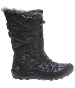 Columbia Minx Mid Omni-Heat Boots Black