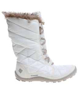 Columbia Minx Mid Omni-Heat Boots Winter White