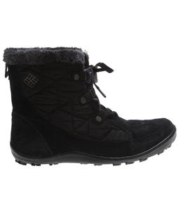 Columbia Minx Shorty Omni-Heat Boots Black/Shale