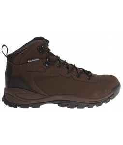 Columbia Newton Ridge 2 Mid Hiking Shoes Bruno/Squash