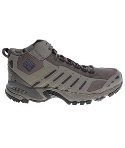 Columbia Northbend Mid Hiking Shoes Mud Carbon