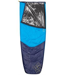 Columbia Radiator 40 Semi-Rec Sleeping Bag Eclipse Blue Reg