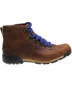 Columbia Original Alpine Hiking Boots Elk/Azul