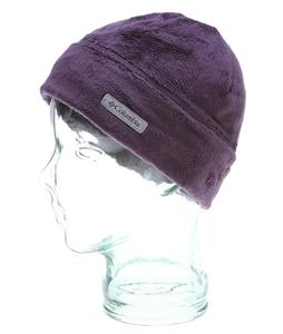 Columbia Pearl Plush II Beanie Dark Plum