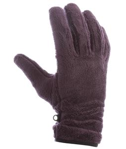 Columbia Pearl Plush II Gloves Dark Plum