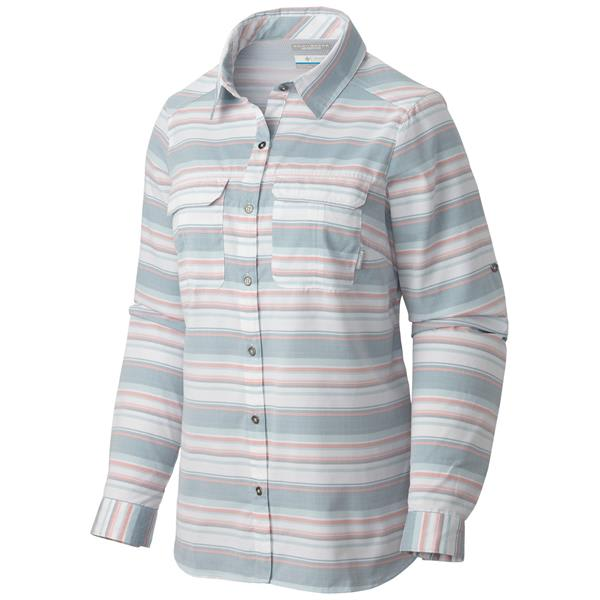Columbia Pilsner Peak Stripe L/S Shirt