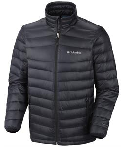 Columbia Platinum 860 Turbodown Jacket Black