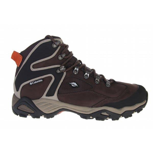 Columbia Pole Creek Omni Tech Hiking Shoes