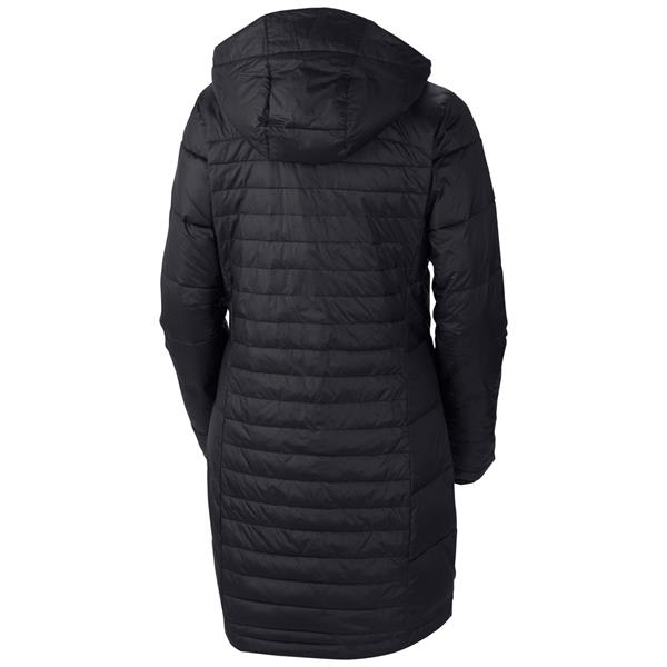On Sale Columbia Powder Pillow Long Jacket Womens Up To