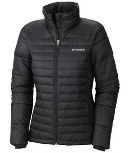 Columbia Powder Pillow Hybrid Jacket Black