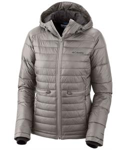 Columbia Powder Pillow Jacket Flint Grey