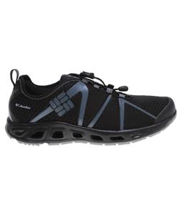 Columbia Powerdrain Cool Water Shoes Black/Platinum