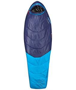 Columbia Reactor 35 Mummy Sleeping Bag Compass Blue Regular
