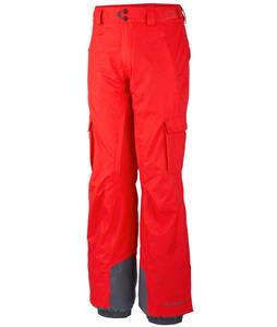 Columbia Ridge 2 Run II Ski Pants Bright Red