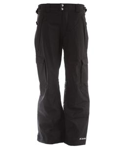 Columbia Ridge 2 Run II Short Ski Pants Black