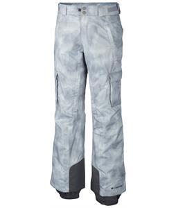 Columbia Ridge 2 Run II Ski Pants Tradewinds Grey Print