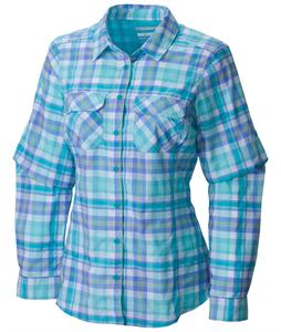 Columbia Saturday Trail Plaid L/S Shirt