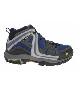 Columbia Shastalavista Mid Hiking Shoes Windsor/Treasure
