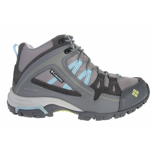 Columbia Shastalavista Omni Mid Hiking Shoes