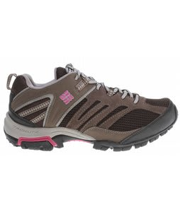 Columbia Shasta Ridge Low Hiking Shoes Turkish Coffee