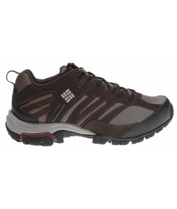Columbia Shasta Ridge Low OT Hiking Shoes Bungee Cord/Port Royale