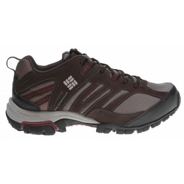 Columbia Shasta Ridge Low OT Hiking Shoes